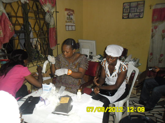 Osagiedegbe Girls Empowerment Project