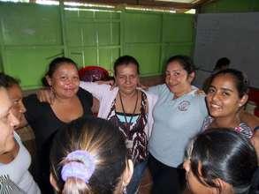 Nicaragua teachers
