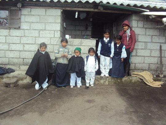 Essential reinforcement classes in Ecuador