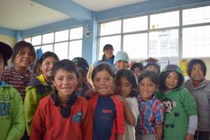 Nancy in Ecuador