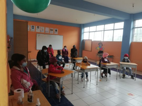 Classes in Ecuador