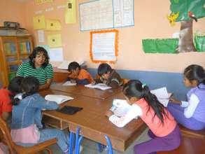Ediluz and reinforcement classes in Peru