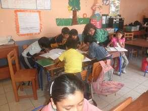 Ediluz multi-grade teaching in Peru