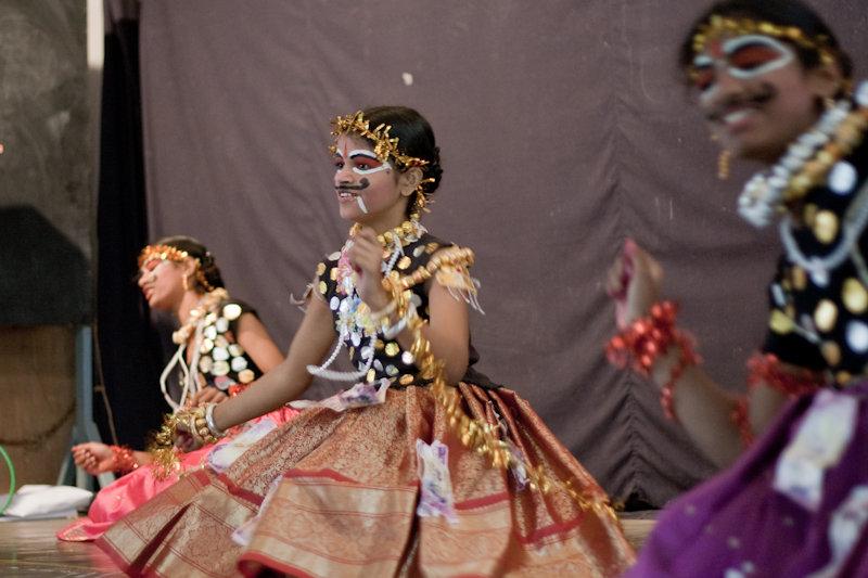 Chiguru, a Cultural Event for Govt School Children