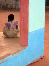 Togo student/former child slave