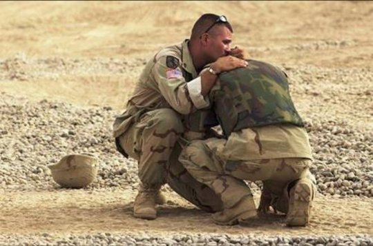 Suicides from PTSD daily