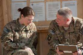 Mentors for Military