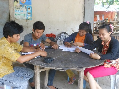 Build dreams! Send Cambodian Students to College!