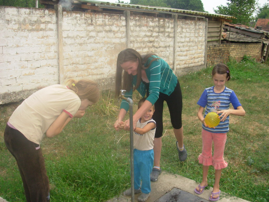 Provide Fresh Start for a Single Mother in Serbia