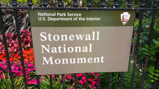 At Stonewall