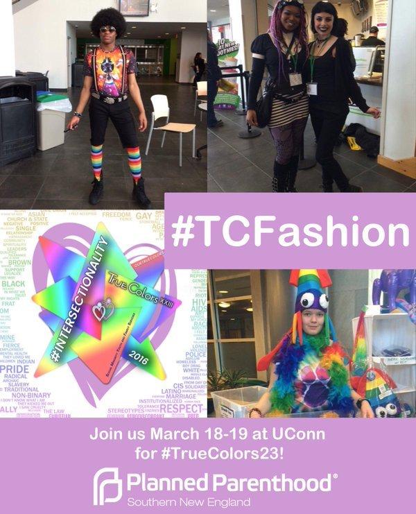 Conference fashion