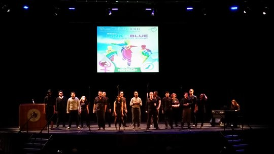 NYC Youth Pride Chorus Performs