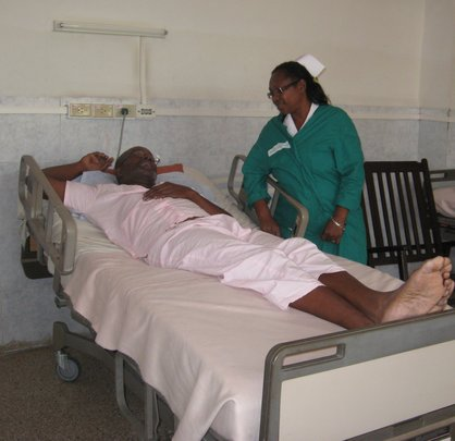 Global Links Bed Donation