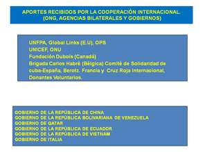 Global Links recognized by Cuban health authority