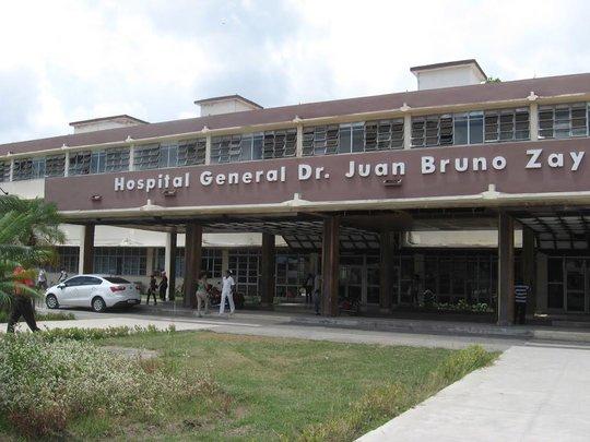 Hospital Juan Bruno Zayas