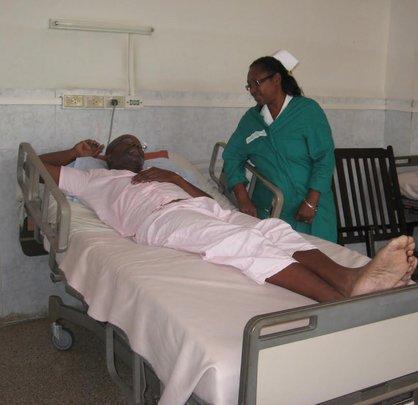 Hospital Provincial Santiago de Cuba