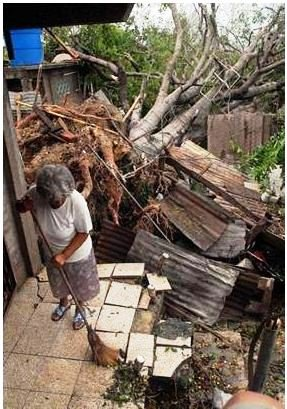 Hurricane Sandy Relief for Santiago, Cuba