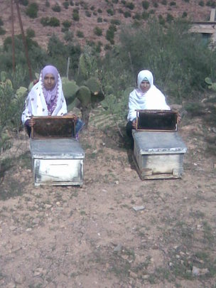 Help 20 Moroccan women support their community