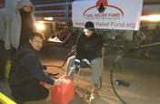 Hurricane Sandy - Fuel Relief Fund