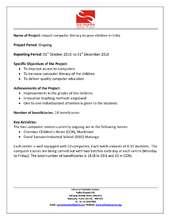 Progress Report (PDF)