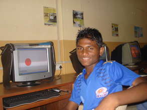 Impart computer literacy to poor children in India