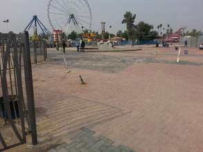 A Park in Baghdad