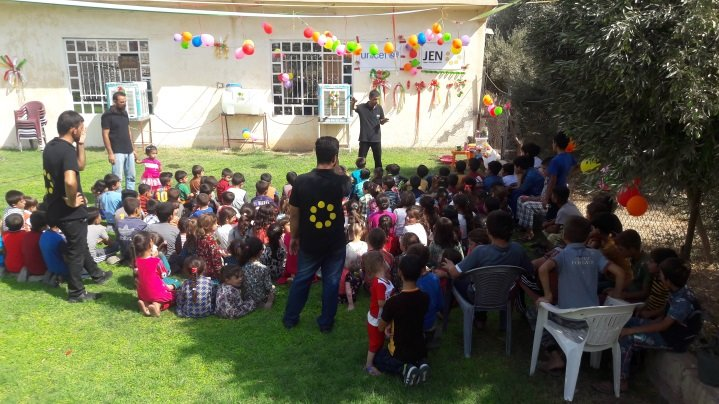 Educational Support for Children in Iraq