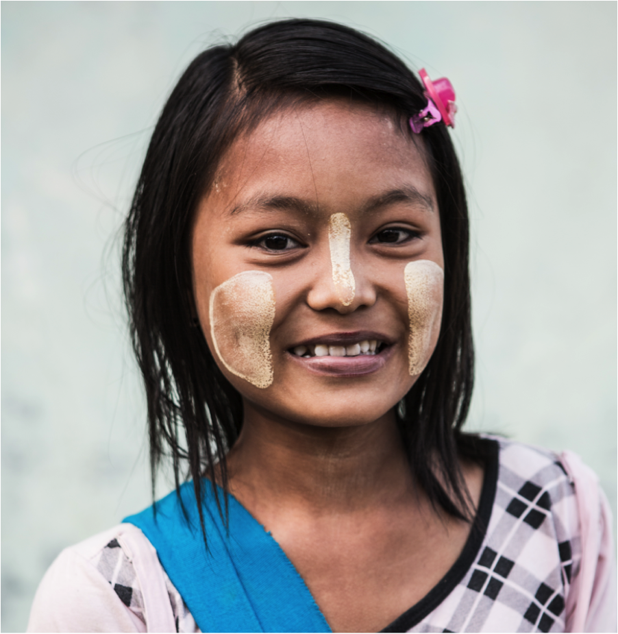 Ma Phyu Pwint - Courtesy of Andrew Stanbridge