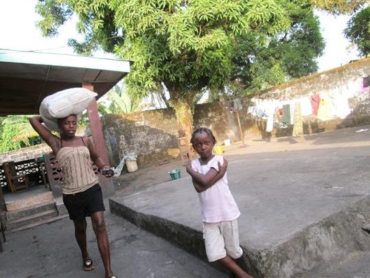Ending Rape in Liberia Through Music