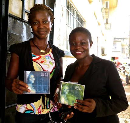 Ending Rape in Liberia Through Music