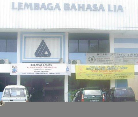 LBPP-LIA Cimahi, Training and Education Center