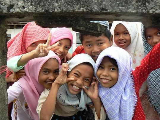 Help 500 Orphans with Skills for Life in Indonesia