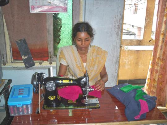 Empower 30 Women in Borabanda slum for Hyderabad