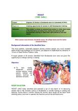 Creating Opportunity for women (PDF)