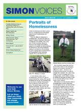 Simon Voices Newsletter (PDF)