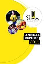 Simon Annual report 2011 (PDF)