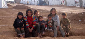 Response to Syrian Refugee Crisis in Iraq