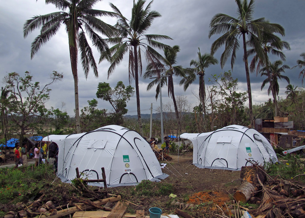 ShelterBox in the Philippines