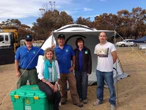 ShelterBox in Australia