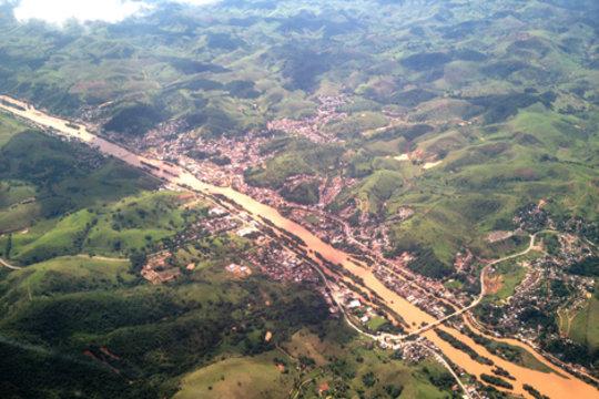 Paraguay Flooding 2014
