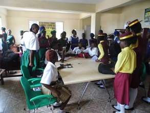 Girls Clubs in Sierra Leone-Protect and Prevent