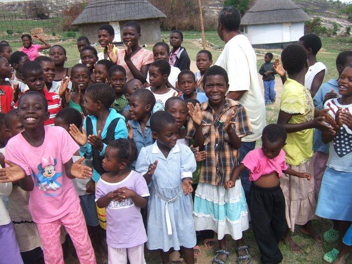 Girls Rehabilitation at Girls Empowerment Village