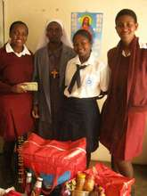 Supporting leadership and girls clubs in Zimbabwe