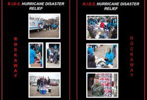 K.I.D.S. Sandy Relief - Rockaway