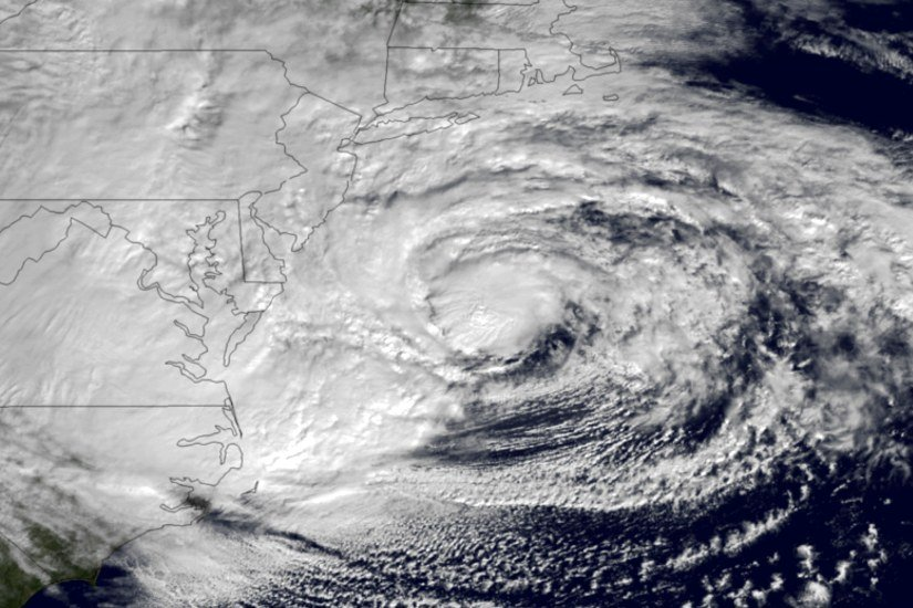 Hurricane Sandy Relief for New Jersey Residents