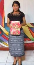 Barbara Tartan, 2013  secretarial graduate