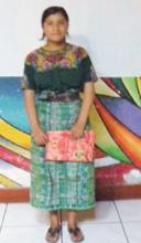 Francisca Abelina Sirin, 2013 graduate