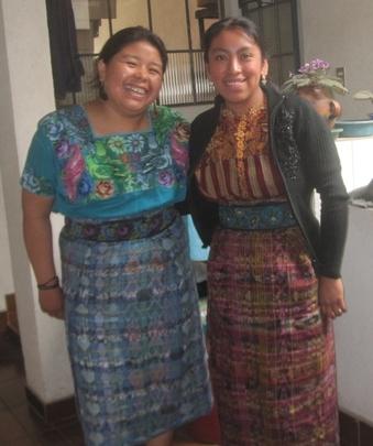 Marilena  & Sandra of Zaragoza