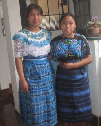 Lety of Pavit & Eva of Hacienda Maria