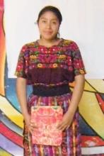 Silvia Sian Qialaj, 2013 graduate